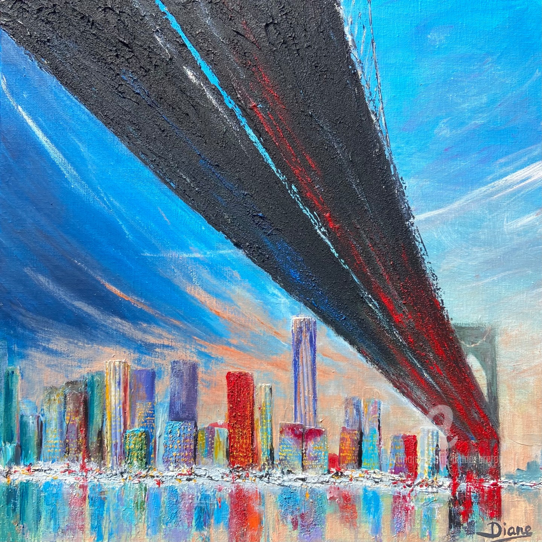 Diane - Le pont de Brooklyn