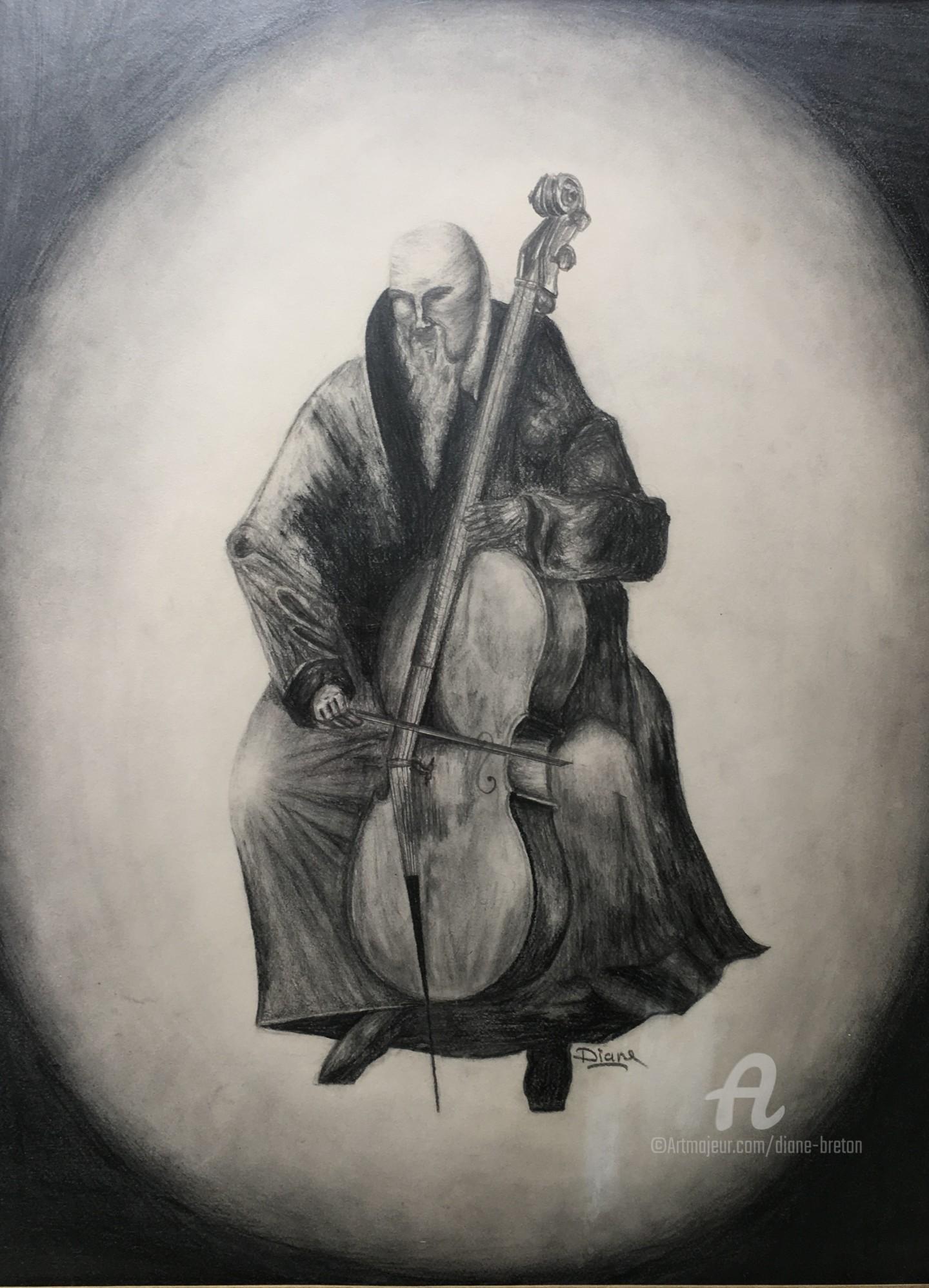 Diane - Le violoncelliste